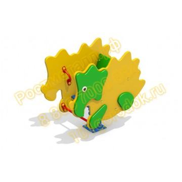 Качалка на пружине Динозаврик