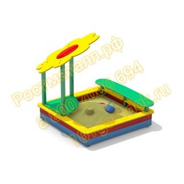 Песочница Ромашка