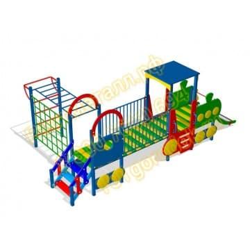 Игровой комплекс для детей Паровозик