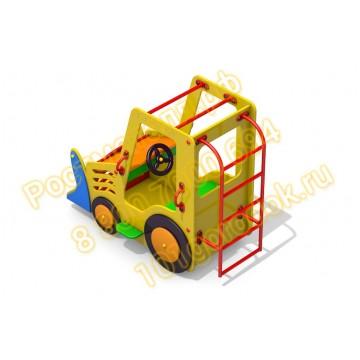 Домик для детей Трактор