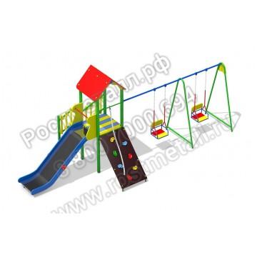 Детский игровой комплекс Австрия 09