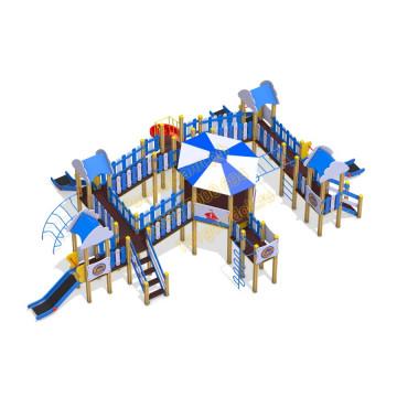 Детский игровой комплекс Море