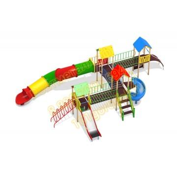 Детский игровой комплекс Мальта 02