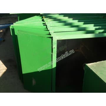 Контейнер под мусор объёмом 0,75 м3