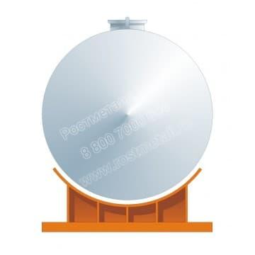 Ложемент для резервуара горизонтального стального