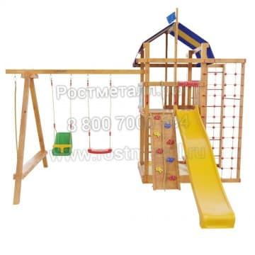 Детский игровой комплекс Аляска 2018
