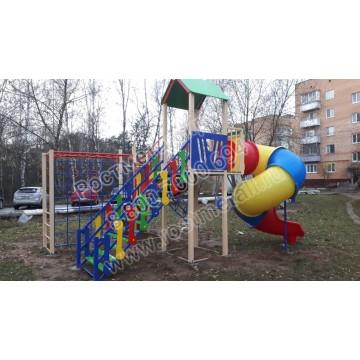 Детский игровой комплекс Камикадзе