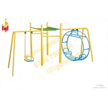 Детский игровой комплекс Стенд