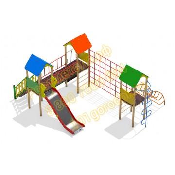 Детский игровой комплекс Марс