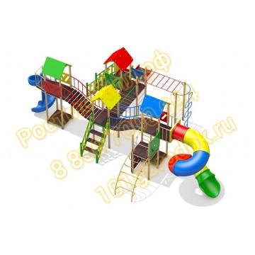 Детский игровой комплекс Забава 02