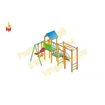 Детский игровой комплекс Турист