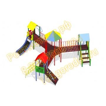 Детский игровой комплекс Замок