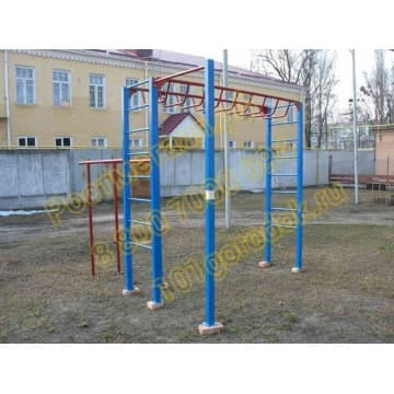 Детский спортивный комплекс Спорт мини
