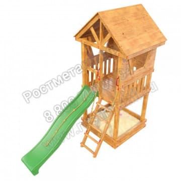 Детский игровой комплекс Сибирика Башня
