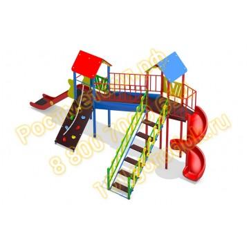 Детский игровой комплекс Юпитер 03