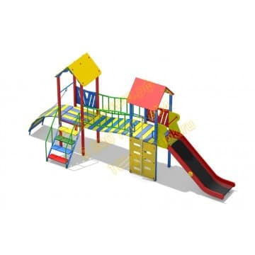 Детский игровой комплекс Юпитер 02