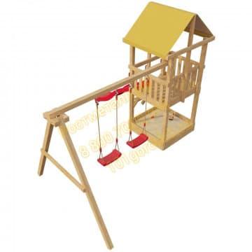 Детский игровой комплекс 3-й элемент