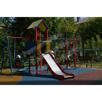 Детский игровой комплекс Австрия 03