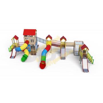 Детский игровой комплекс Вираж