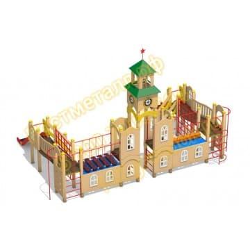 Детский игровой комплекс Вокзал
