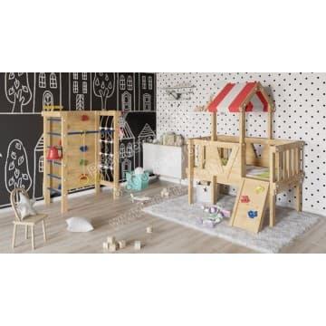 Детский спортивный комплекс Финн для дома и дачи