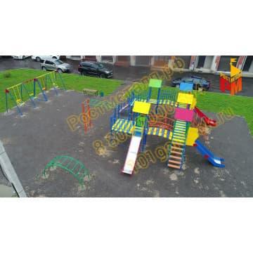 Детский игровой комплекс Форт Пост 02