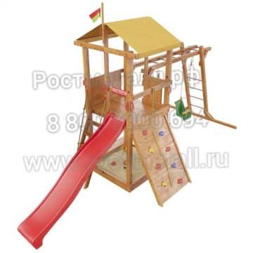 Детский игровой комплекс Мадагаскар 2018