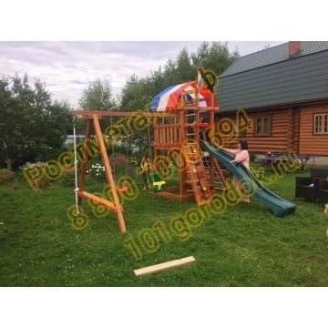 Детский игровой комплекс Тасмания 2018
