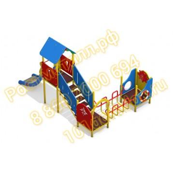 Детский игровой комплекс Штурвал