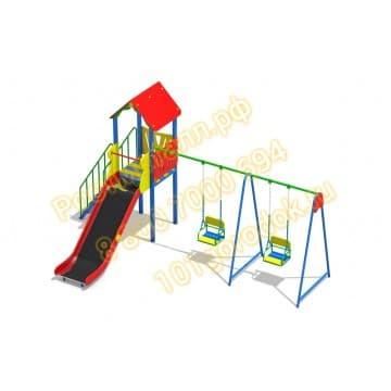 Детский игровой комплекс Австрия 02