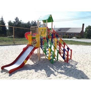 Детский игровой комплекс Космопорт