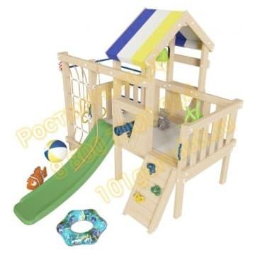 Детский игровой чердак Немо для дома и дачи