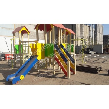 Детский комплекс Радуга