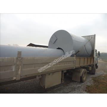 ВБР 25м3 опора - 15м диаметр 1200мм