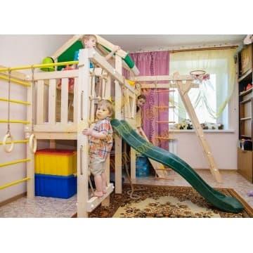 Детский игровой чердак Патрик для дома и дачи