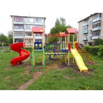 Детский игровой комплекс Королевство
