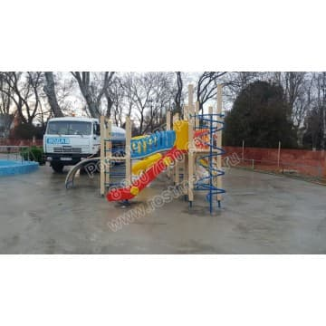 Детский игровой комплекс Островок детства