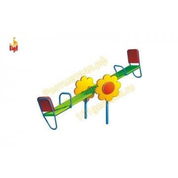 Качалка-балансир цветочек