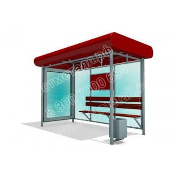 Автобусная остановка Курорт 02