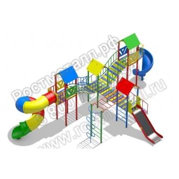 Детский игровой комплекс Забава
