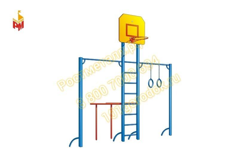 Детский спортивный комплекс Баскетболист